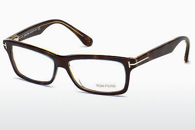 brille Tom Ford FT5146 56B - Havanna