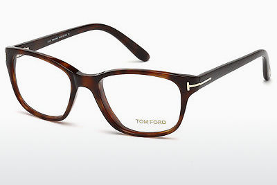 brille Tom Ford FT5196 052 - Brun, Dark, Havana