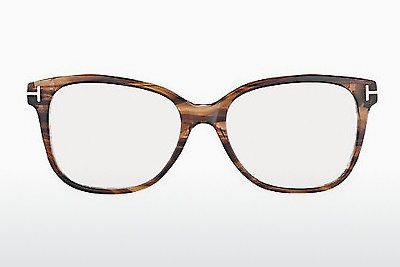 brille Tom Ford FT5233 052 - Brun, Dark, Havana