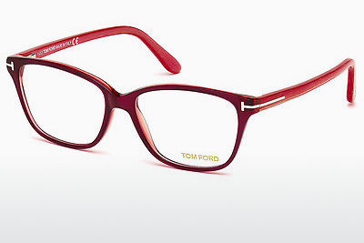 brille Tom Ford FT5293 077 - Rosa, Fuchsia