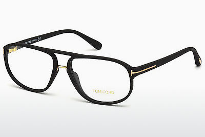 brille Tom Ford FT5296 002 - Sort