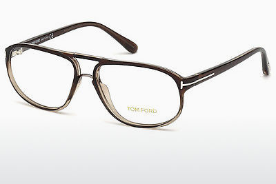 brille Tom Ford FT5296 050 - Brun