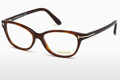 brille Tom Ford FT5299 052 - Brun, Dark, Havana