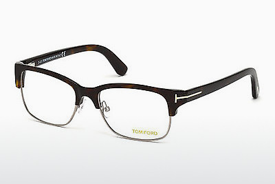 brille Tom Ford FT5307 053 - Havanna, Yellow, Blond, Brown