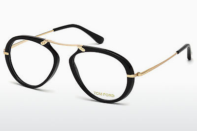 brille Tom Ford FT5346 001 - Sort, Shiny