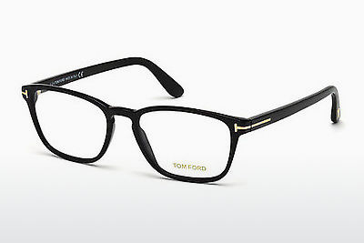 brille Tom Ford FT5355 001 - Sort, Shiny