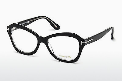 brille Tom Ford FT5359 003 - Sort, Transparent