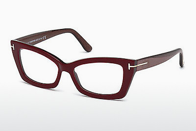 brille Tom Ford FT5363 071 - Burgunder, Bordeaux