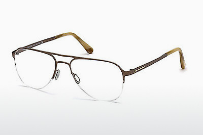 brille Tom Ford FT5370 034 - Bronse, Bright, Shiny