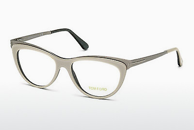 brille Tom Ford FT5373 024 - Hvit