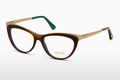 brille Tom Ford FT5373 052 - Brun, Dark, Havana