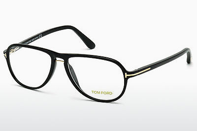 brille Tom Ford FT5380 001 - Sort