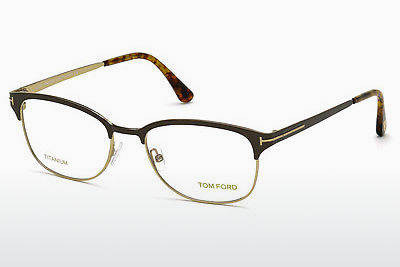 brille Tom Ford FT5381 050 - Brun, Dark