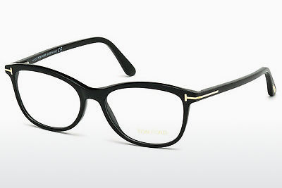 brille Tom Ford FT5388 001 - Sort, Shiny
