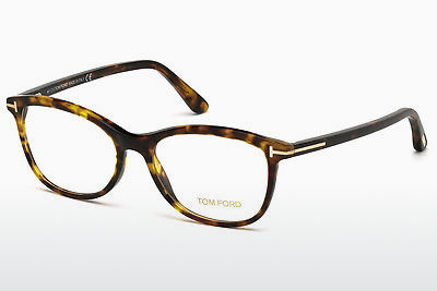 brille Tom Ford FT5388 052 - Brun, Dark, Havana