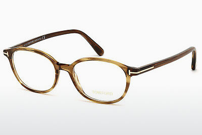 brille Tom Ford FT5391 048 - Brun, Dark, Shiny