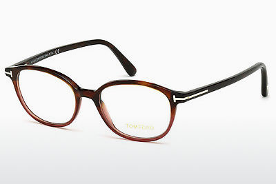 brille Tom Ford FT5391 054 - Havanna, Red