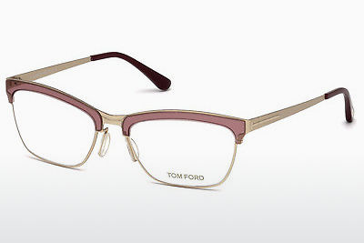 brille Tom Ford FT5392 071 - Burgunder, Bordeaux