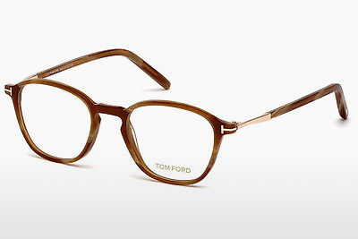 brille Tom Ford FT5397 062 - Brun, Horn, Ivory