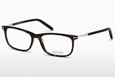 brille Tom Ford FT5398 052 - Brun, Dark, Havana
