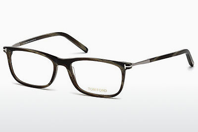 brille Tom Ford FT5398 061 - Grønn, Horn