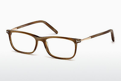 brille Tom Ford FT5398 062 - Brun, Horn, Ivory