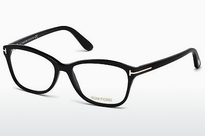 brille Tom Ford FT5404 001 - Sort, Shiny