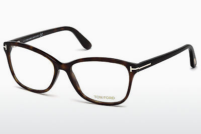 brille Tom Ford FT5404 052 - Brun, Dark, Havana