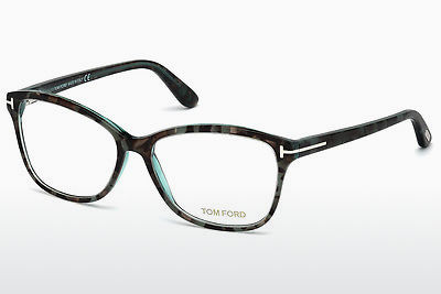 brille Tom Ford FT5404 56A - Havanna