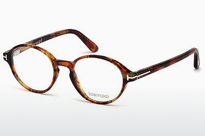 brille Tom Ford FT5409 053 - Havanna, Yellow, Blond, Brown