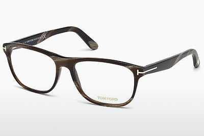 brille Tom Ford FT5430 062 - Brun, Horn, Ivory