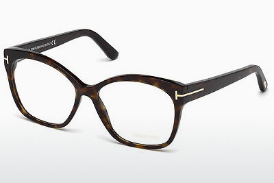 brille Tom Ford FT5435 052 - Brun, Havanna