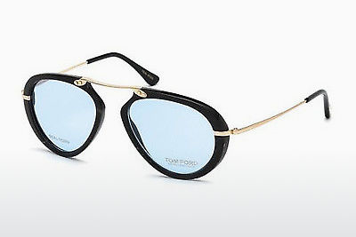 brille Tom Ford FT5442-P 62V - Brun, Horn, Ivory