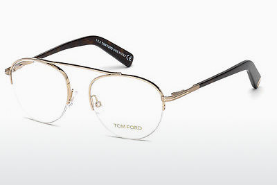 brille Tom Ford FT5451 28B - Gull