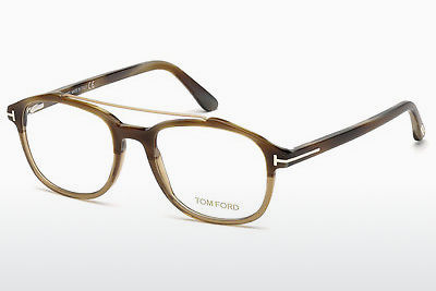 brille Tom Ford FT5454 062 - Brun, Horn, Ivory