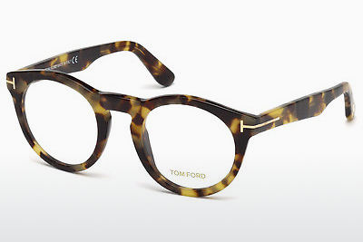 brille Tom Ford FT5459 055 - Flerfarget, Brun, Havanna