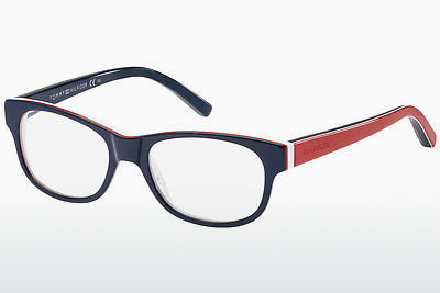 brille Tommy Hilfiger TH 1075 UNN - Blå, Rød