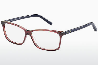 brille Tommy Hilfiger TH 1123 G32 - Purpur, Blå