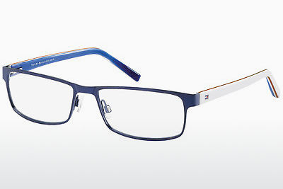 brille Tommy Hilfiger TH 1127 4XR - Blå, Hvit, Rød