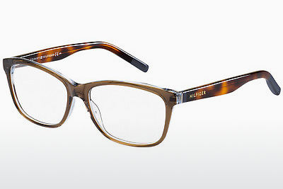 brille Tommy Hilfiger TH 1191 784 - Brun, Blå, Havanna