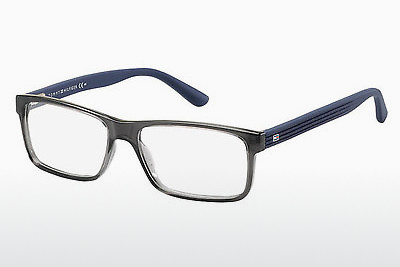 brille Tommy Hilfiger TH 1278 FB3 - Grå, Blå