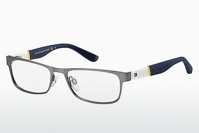 brille Tommy Hilfiger TH 1284 FO5 - Sølv, Blå