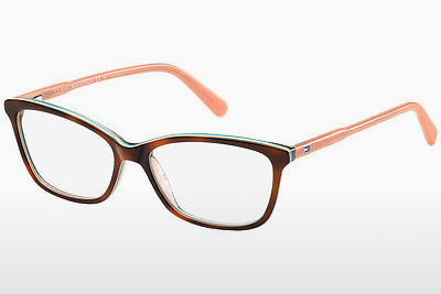 brille Tommy Hilfiger TH 1318 VN4 - Havanna, Blå