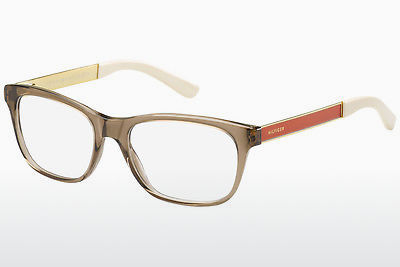 brille Tommy Hilfiger TH 1321 0GZ - Brun, Oransje