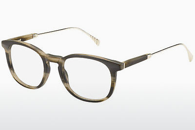 brille Tommy Hilfiger TH 1384 QET - Gul, Horn
