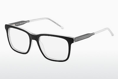 brille Tommy Hilfiger TH 1392 QRC - Blackgrey