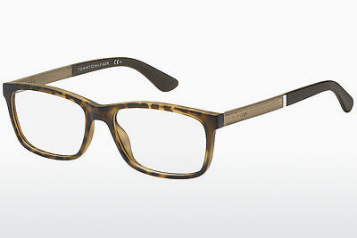 brille Tommy Hilfiger TH 1478 N9P - Brun, Havanna