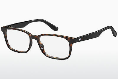 brille Tommy Hilfiger TH 1487 9N4 - Brun, Havanna