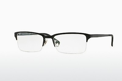 brille Versace VE1223 1261 - Sort