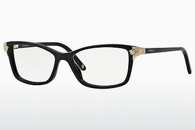 brille Versace VE3156 GB1 - Sort